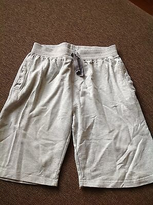 Boys casual grey 2 Pockets Jersey Shorts Bottoms age 11/12