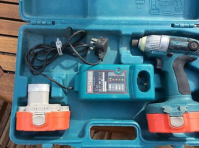Makita 18v Drill Driver and Impact Driver