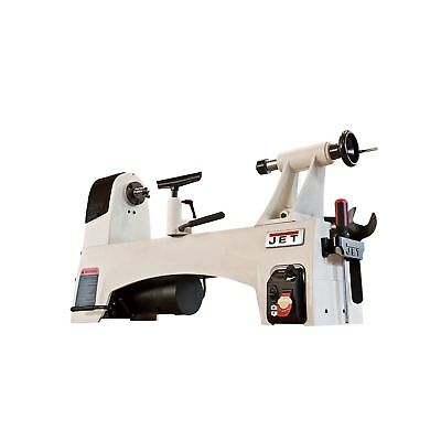 JET JWL-1221VS 12-Inch by 21-Inch Variable Speed Wood Lathe New