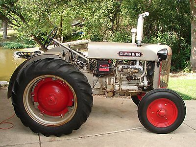 Silverking Tractor