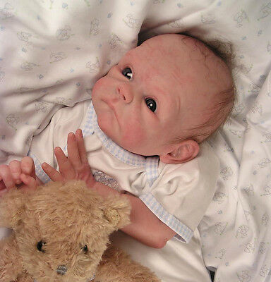 """WOW-1st Quality Reborn Doll Kit -- 19"""" JOEY -- free shipping in USA"""