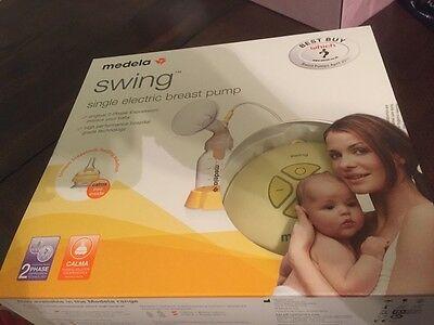 medela swing electric breast pump New And Sealed