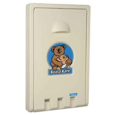 Koala Kare Standard Recessed Vertical Baby Changing Station  - KKPKB10100