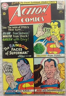Action comics #317 (1st series ) 1964 VG condition. 52 years old classic.