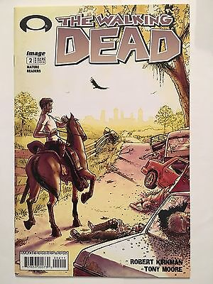 Walking Dead #2 1st Print NM  Image Comics