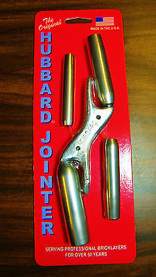 "Hubbard Jointer Assembled With One 7/8"" One 3/4"" And 2 Extra Blades 5/8"" & 1/2"""