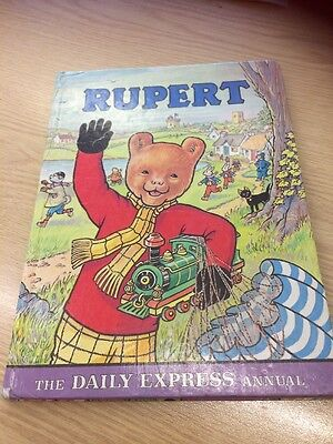 Rupert the Bear Annual 1976 Daily Express Publication