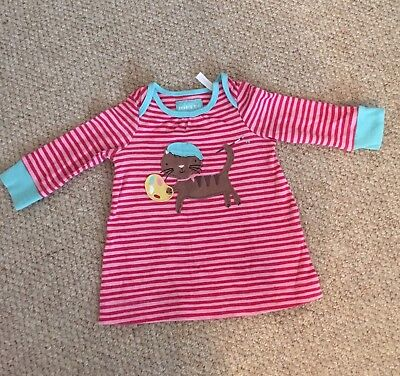 Joules Baby Girls Dress 3-6 Months