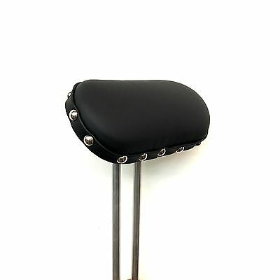 Koken Barber Chair Headrest Two Post