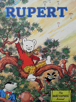 Rupert annual 1973 good condition