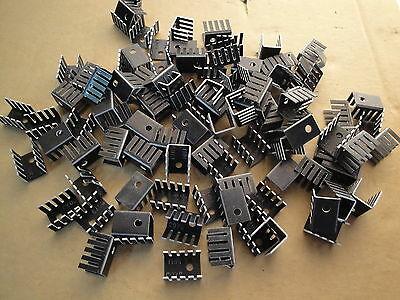 100 Pieces Thermalloy 6079 - To 220 Heat Sink