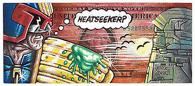 Lusky real dollar original. Judge Birdcrap ships internationally.
