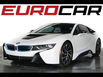 2015 BMW i8  2015 BMW i8 - 2-owner Vehicle, Only 3,800 miles, Limited-edition Interior Color