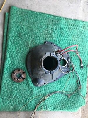 Bell housing , Front Mounts and drive coupling FORD 460 with Berkeley jet