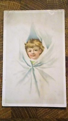 Sattley Manufacturing Co  Springfield Illinois  Sulky Plows Victorian Trade Card