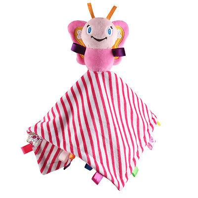 Baby Comforter Toy Cartoon  Soft Plush Multifunctional towel Baby Care