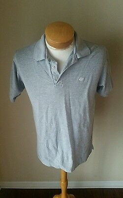 Sunshine School Uniforms Class Outside Required Gray Polo Shirt Size Adult M