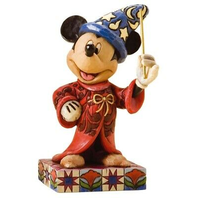 Jim Shore Disney Traditions TOUCH OF MAGIC SORCERER MICKEY figurine 4010023