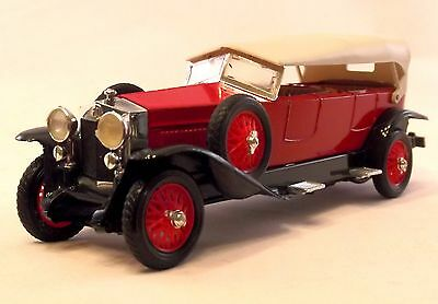 1923 Renault 40 CV Torpedo Rio Models of Italy Diecast Car 1/43 scale New in Box