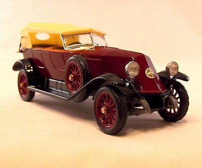 1926-1929 Fiat Tipo 519 S Rio Models of Italy Diecast Car 1/43 Scale New in Box