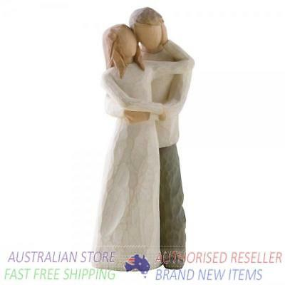 Willow Tree Figurine TOGETHER 26032 New