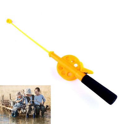 Portable Durable Mini Ice Fishing Rod 33cm High Fishing Pole With Reels CY