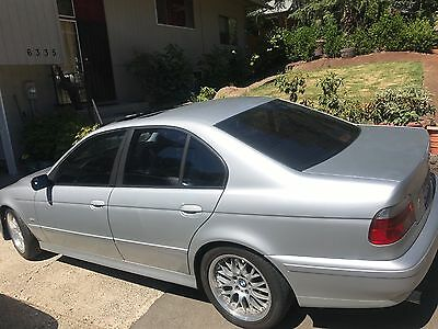 2001 BMW 5-Series  LUXURIOUS 2001 BMW 530 series msport