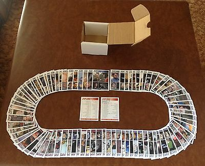 Star Trek - TNG - The Complete S1-Complete Base Set(#1-88)+177&178 Trading Cards