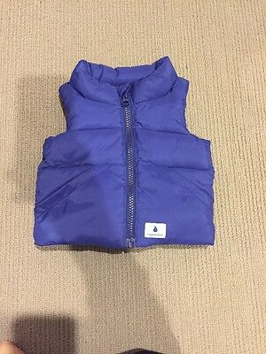 Country Road Puffer Vest Size 0-3 Months