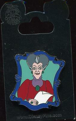 Villains In Frames Series Lady Tremaine Disney Pin 107912