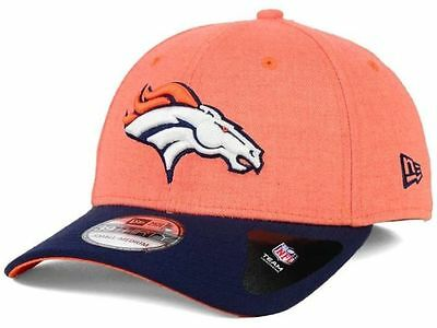 3ca18c4e8 New Era Denver Broncos Change Up Classic 39Thirty Faded Stretch Hat - Size   L