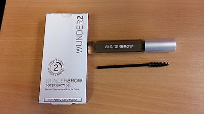 WunderBrow - Perfect brows that last for Days in Under 2 Minutes Black/Brown