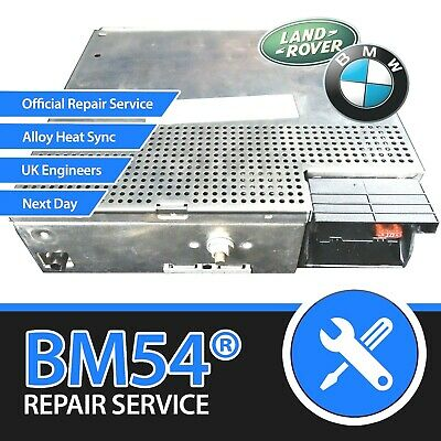 BMW Becker BM54 Radio Module REPAIR 3 5 7 x5 Range Rover no sound