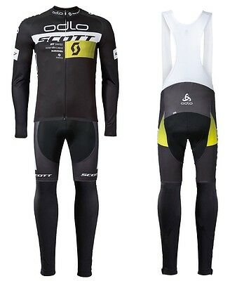 CY-74 man cycling jerseys cycling long sleeve Jersey,BIB pants sets Jersey&Pant