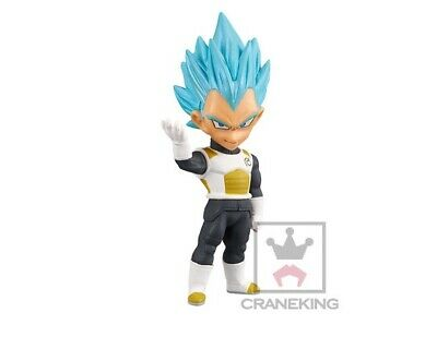 DRAGON BALL SUPER WCF Vol 3 VEGETA SSGSS NEW FIGURA FIGURE NUEVA