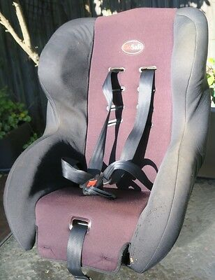"Baby Car Seat ""go Safe"""