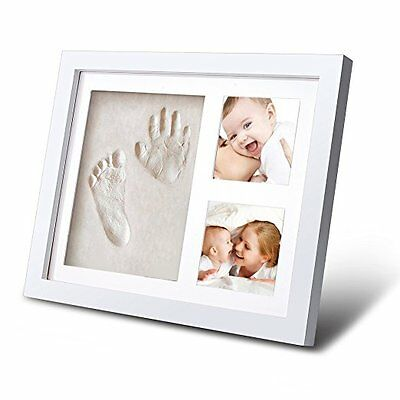 Newborn Babyprints Kit Handprint and Footprint Frame Kit Photo