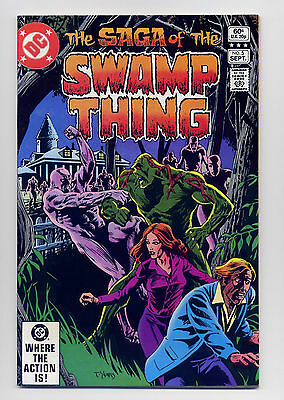 Saga of the Swamp Thing #5 VF/NM 1982  ~ Fast Shipping ~ DC Comic Book