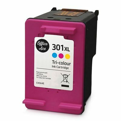 301XL HP Ink Cartridge - Tri Colour - High Capacity Colour