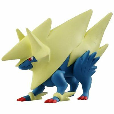 """Takaratomy Official Pokemon X And Y SP-23 2.5"""" Mega Manectric Action Figure"""
