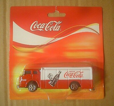 1963 Drink Coca Cola Delivery Truck ~ Arabic? ~ Unauthorized? ~ New on Card