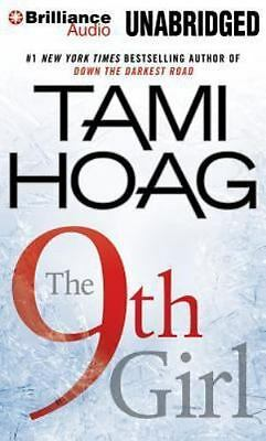 THE 9TH GIRL unabridged audio CD by TAMI HOAG - Brand New! 11 CDs / 13 Hours!