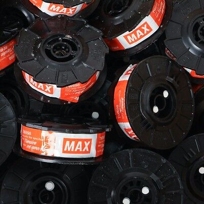 TW898 Max Tie Wire 21 Gauge  50 Coils Max Rebar-Tier For RB392 RB395 RB397 RB398