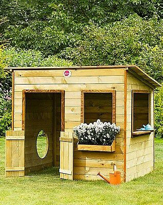 Brand New !!!  Plum lodge wooden playhouse