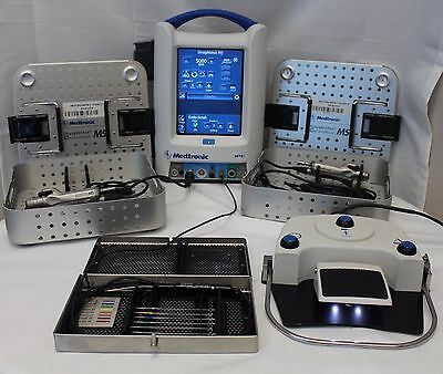 Medtronic IPC SET with Medtronic Skeeter Drill & TWO Medtronic M5 Straightshots