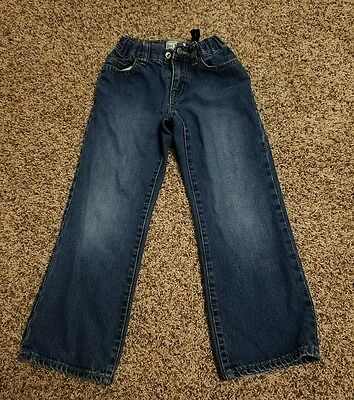 Size 6 The Childrens Place Jeans with Adjustable Waist