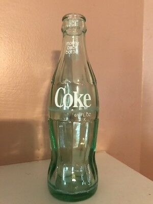 Coke Bottle Glass 6.5oz - Cleveland, Tennessee
