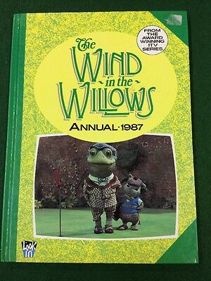 The Wind In The Willows Annual 1987