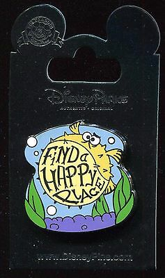 Bloat Find a Happy Place Disney Pin 114908