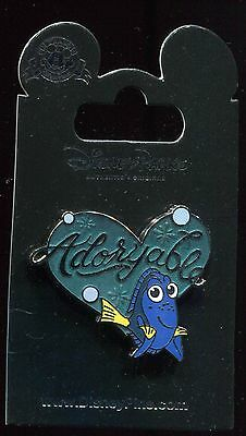 Finding Dory Adoryable Disney Pin 114907